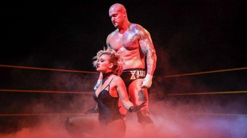 Karrion Kross in NXT