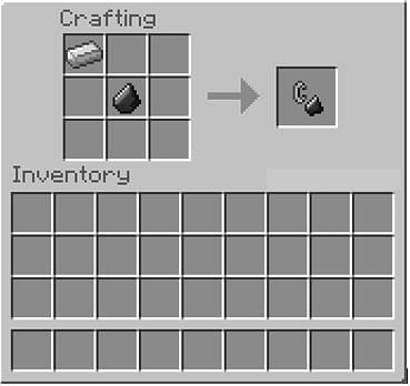 Step 1 for making Nether Portal in Minecraft