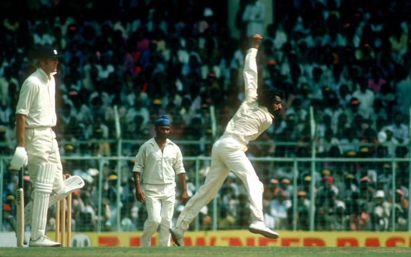Bhagwath Chandrasekhar. Pic: ICC/ Twitter