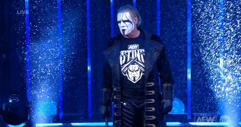 Sting has been one of the biggest names in wrestling over the last three decades.