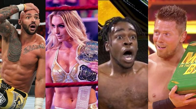 What bizarre booking decisions did WWE make this week?