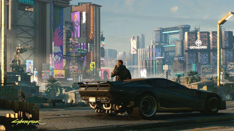Cyberpunk: Edgerunners set to release in 2022 (Image via CD Projekt Red)