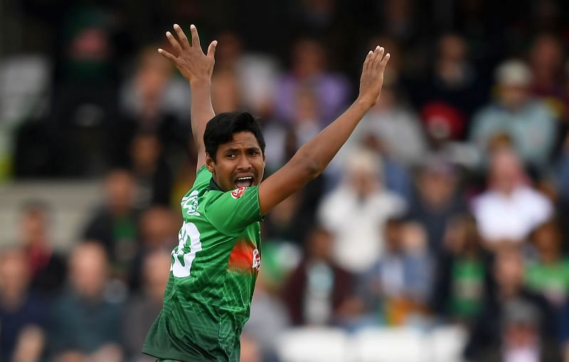 Mustafizur Rahman was not the only Bangladeshi bowler who moved up in the rankings