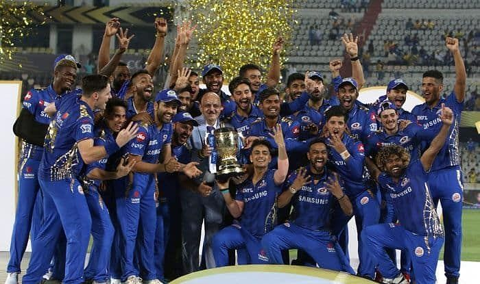 Mumbai Indians are the most successful franchise in the IPL.