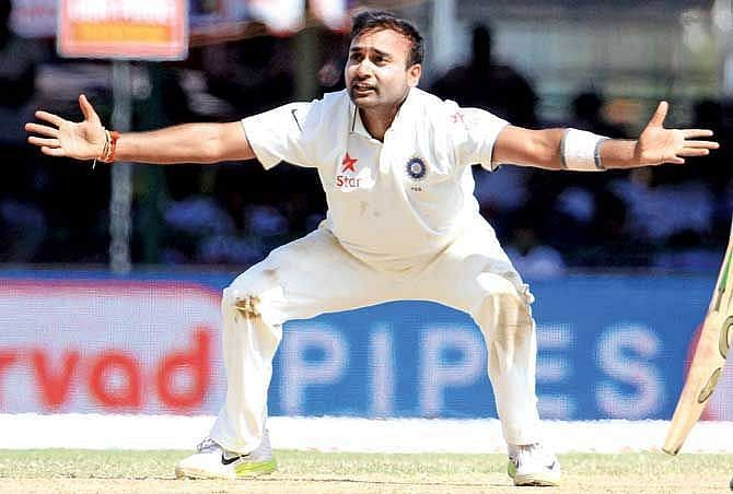 Amit Mishra was the second Indian leg-spinner to scalp Joe Root