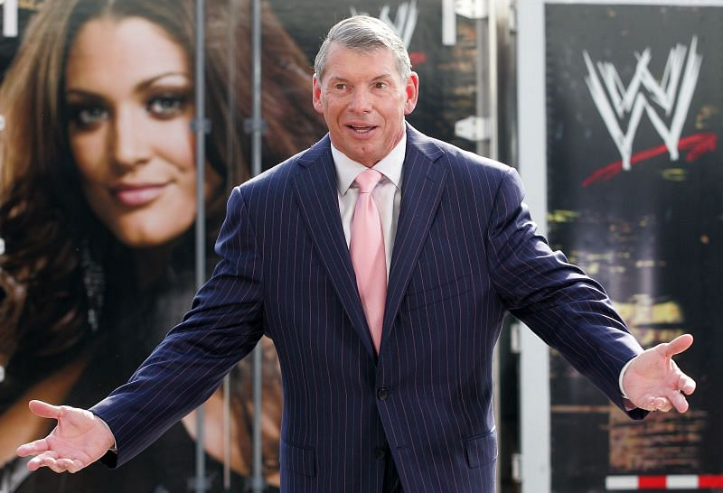 Donald Trump & Vince McMahon Make WWE History