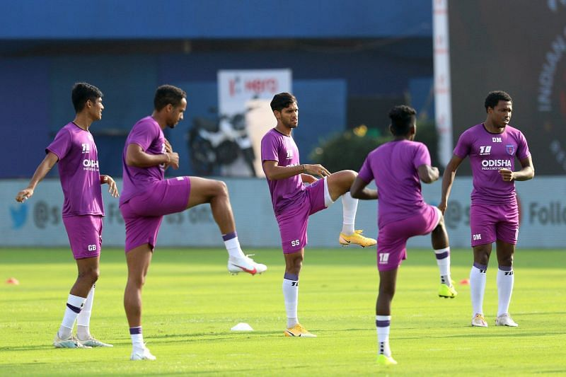 Odisha FC are yet to win their first game of this season. (Image: ISL)