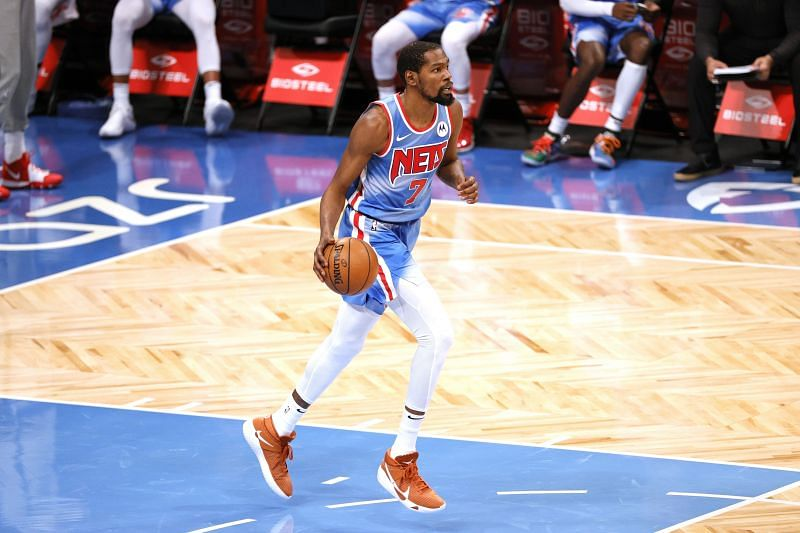 Durant is one of the best players in today