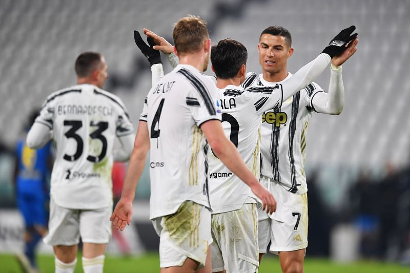Juventus will try and assert their dominance