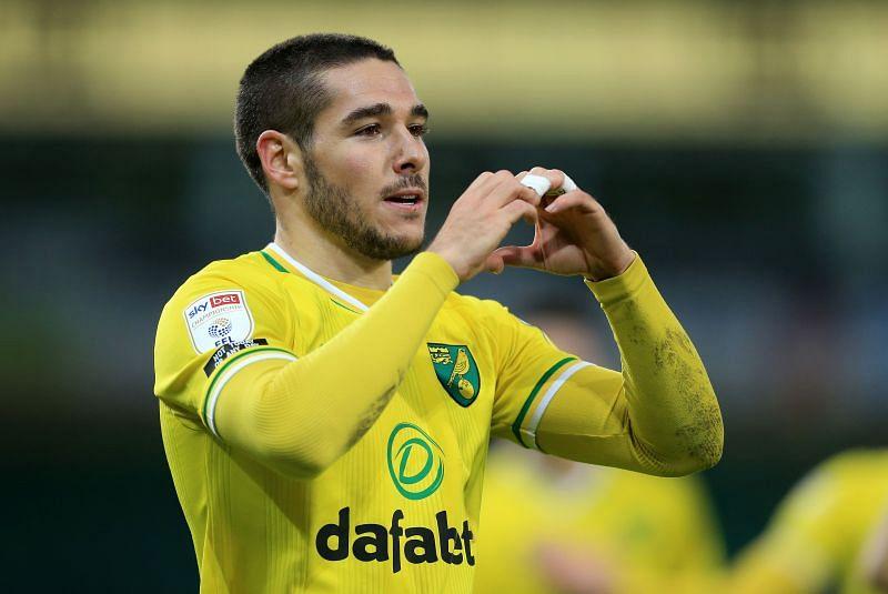 Norwich City play Bristol City on Wednesday