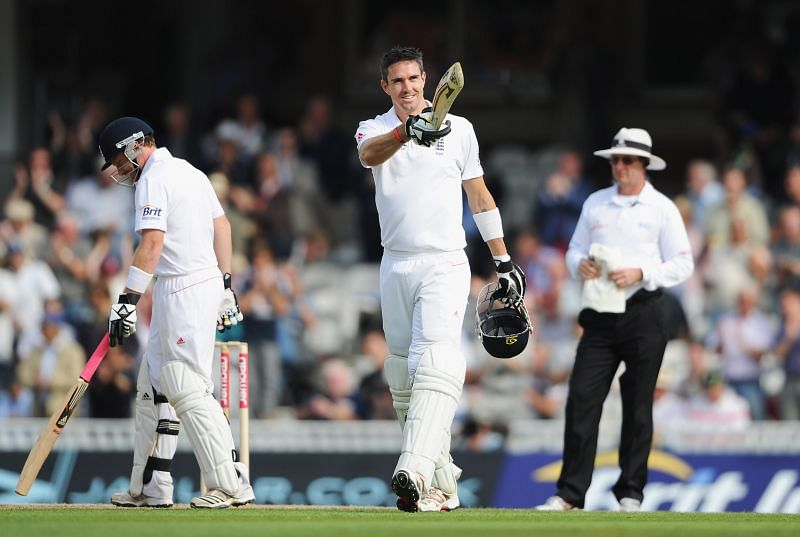 Kevin Pietersen scored some stunning knocks for England