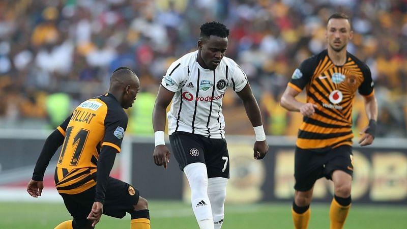 Kaizer Chiefs take on Orlando Pirates this weekend. Image Source: Goal