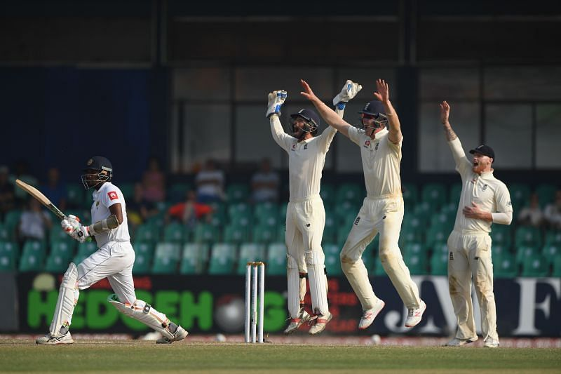 England will play two Tests against Sri Lanka in Galle