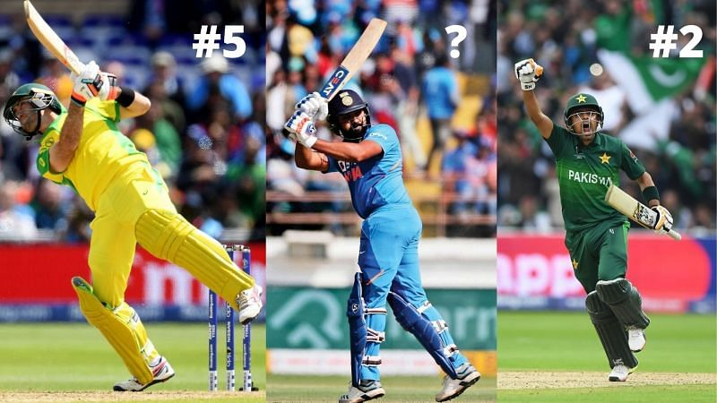 Rohit Sharma missed the T20I tour of Australia, but has dominated the format for a while.