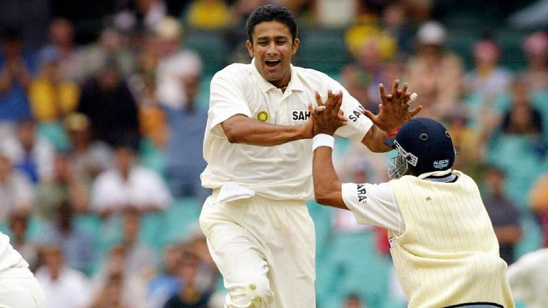 Steve Waugh said Anil Kumble wore his heart on his sleeve and gave his all for Team India.