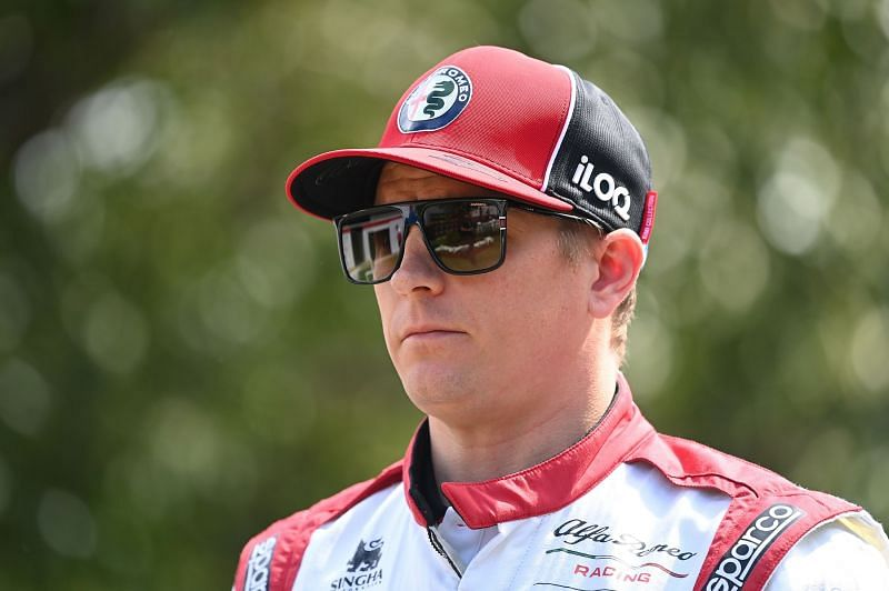 Kimi Raikkonen is one of the most liked drivers on the grid.