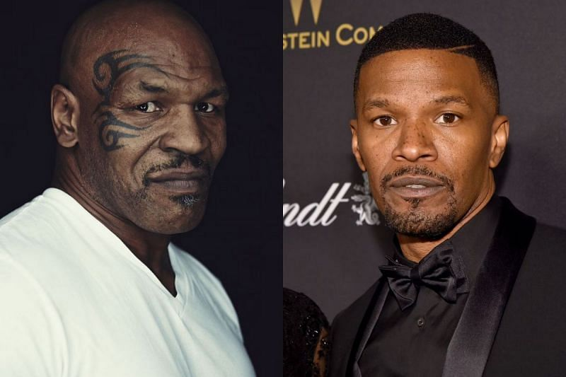Jamie Foxx to play Mike Tyson in