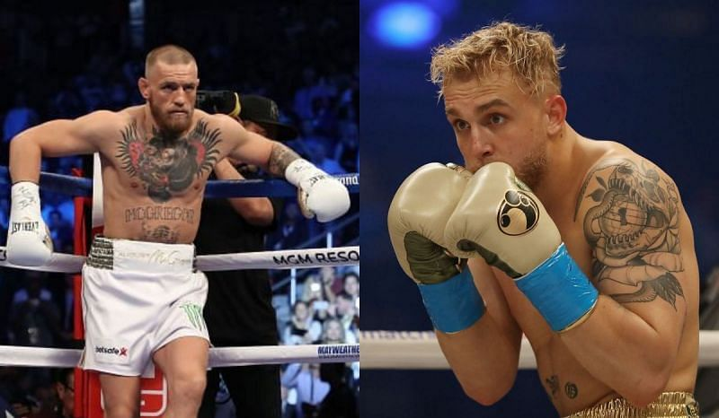 Jake Paul wants to fight Conor McGregor in a boxing bout