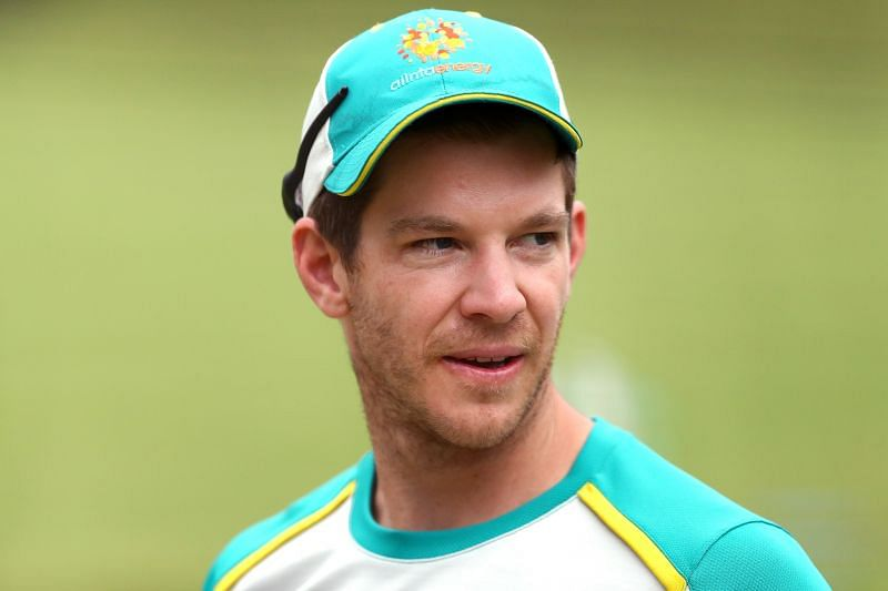 Tim Paine is unhappy with India
