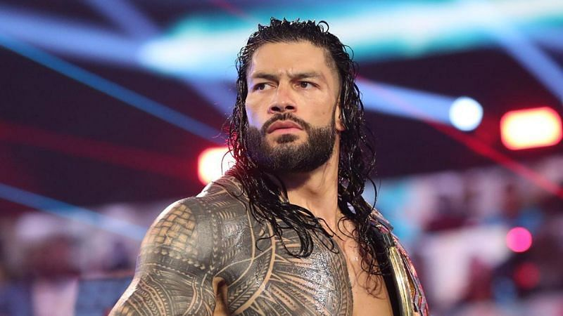 Roman Reigns is the WWE Universal Champion