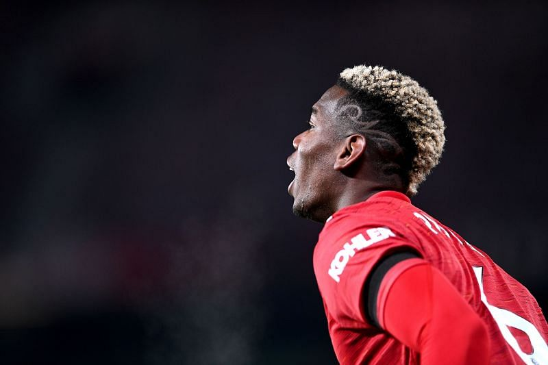 Paul Pogba looks set to leave United at the end of the season