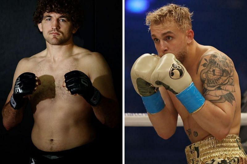 Ben Askren accuses Jake Paul of being a