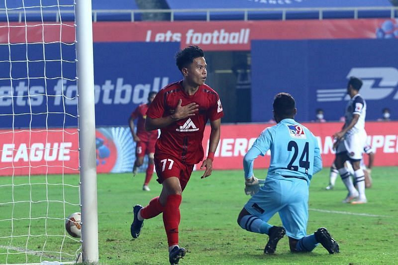 NorthEast United FC have continued to back their young Indian players (Courtesy - ISL)