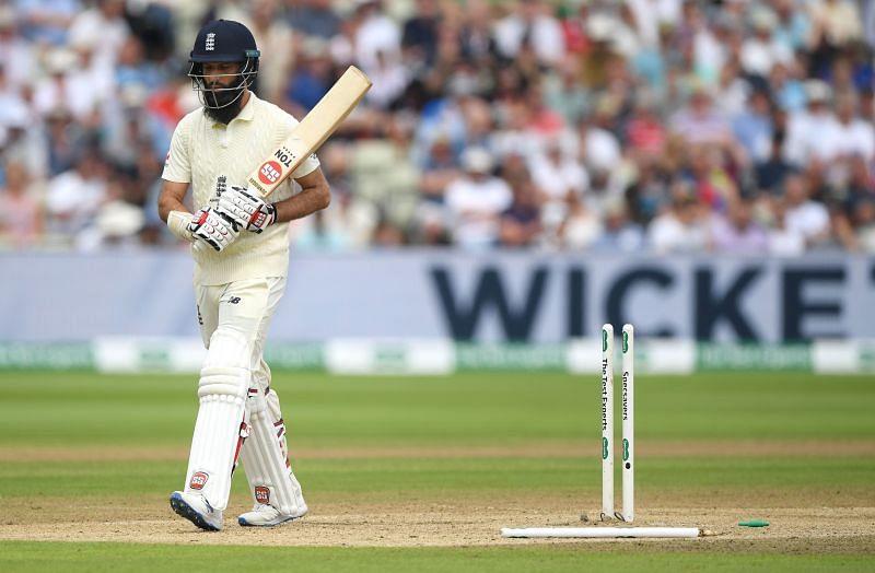 England v Australia - 1st Specsavers Ashes Test: Day Three