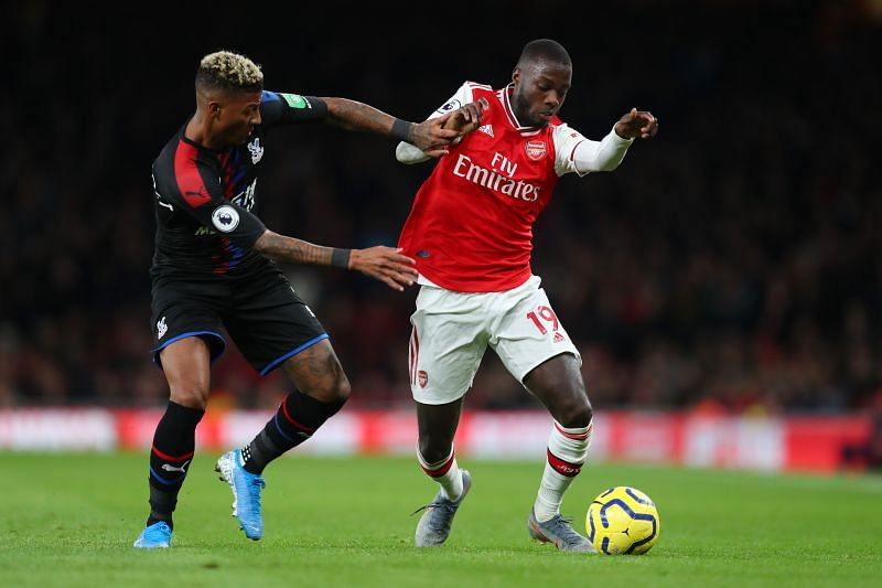Arsenal and Crystal Palace go head-to-head on Thursday