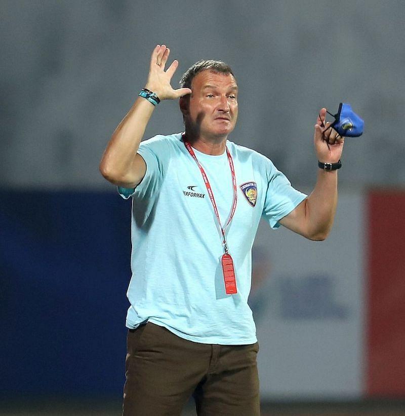 Csaba Laszlo wasn