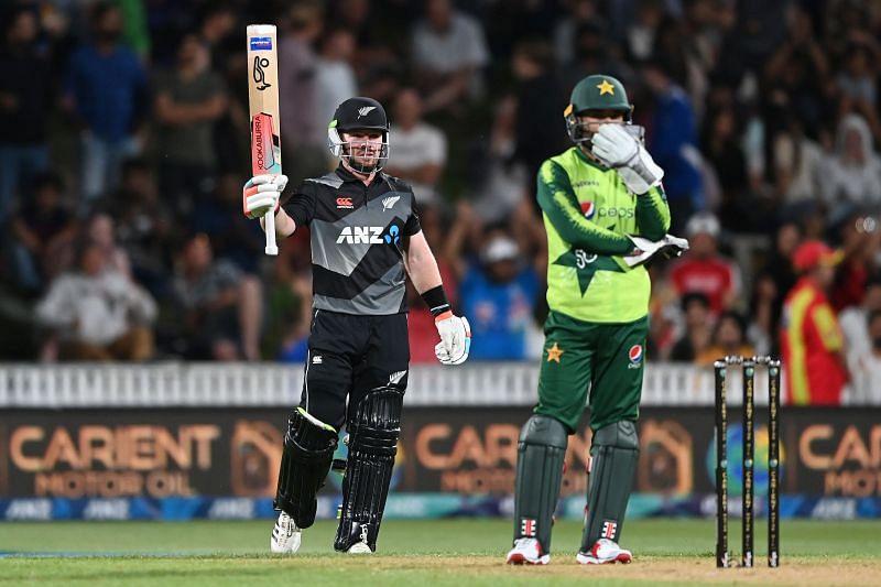 Tim Seifert has scored a half century in four of his last six T20Is