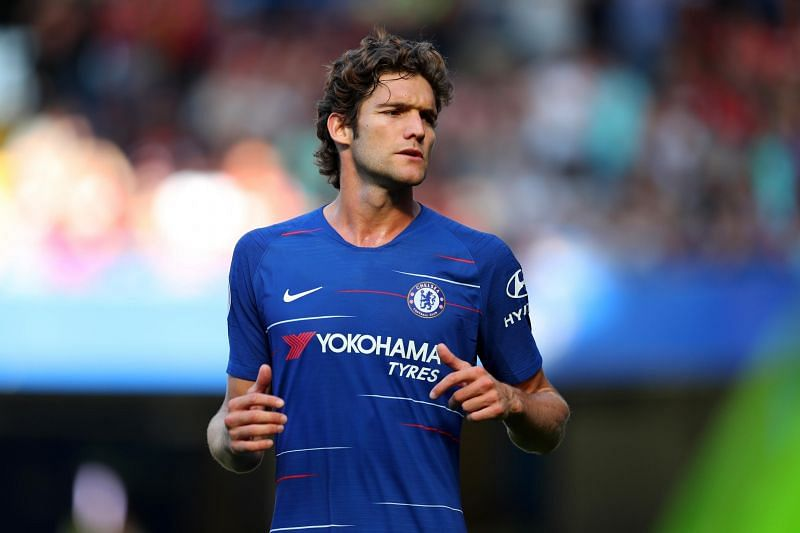 Marcos Alonso could join Barcelona from Chelsea.