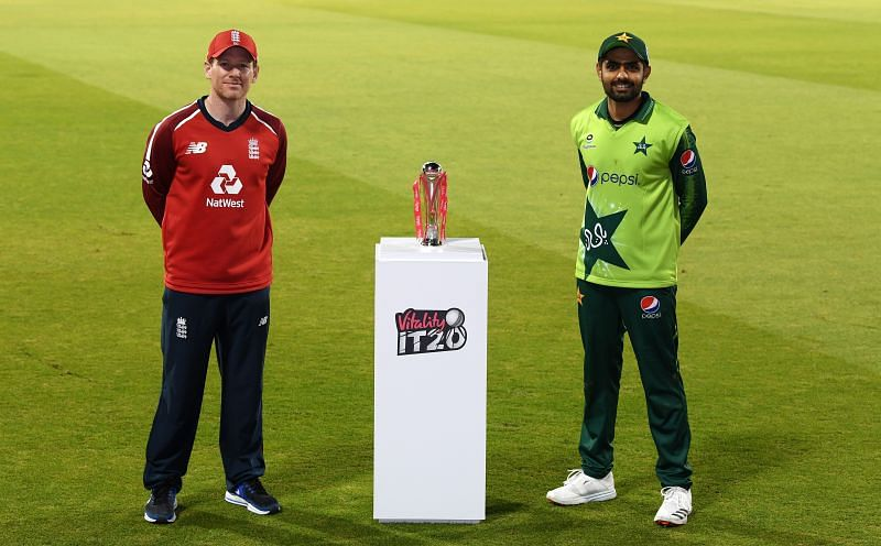 England will visit Pakistan to play two T20Is