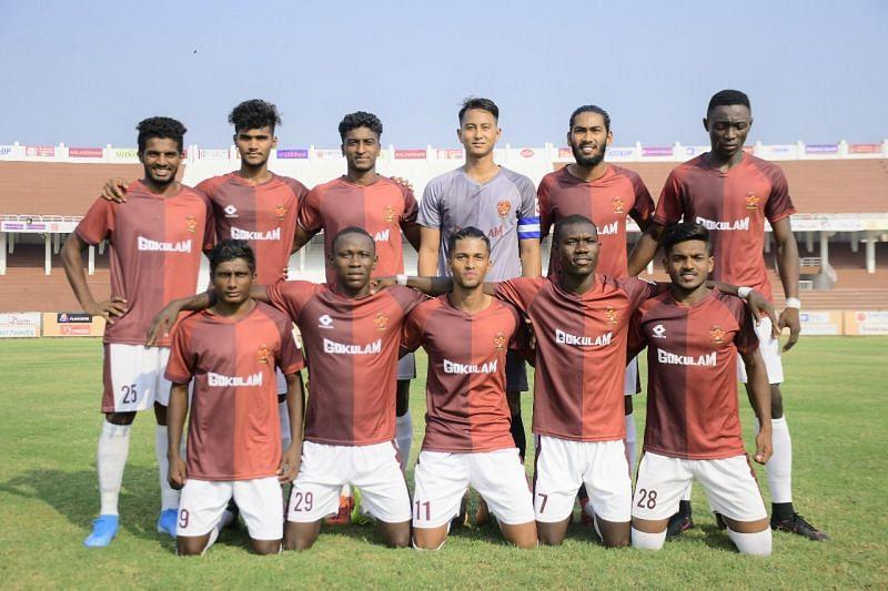 Gokulam Kerala reserve team