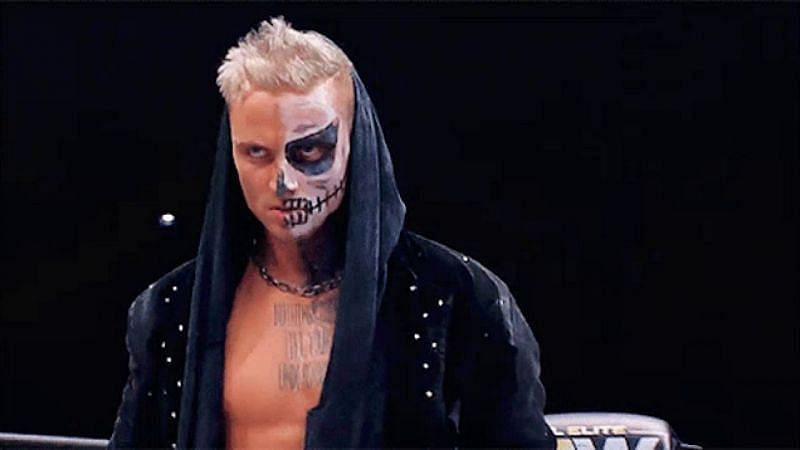 AEW TNT Champion Darby Allin has grabbed the attention of a new generation of fans