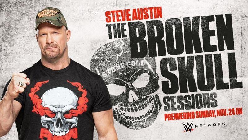 Steve Austin: The Broken Skull Sessions in WWE