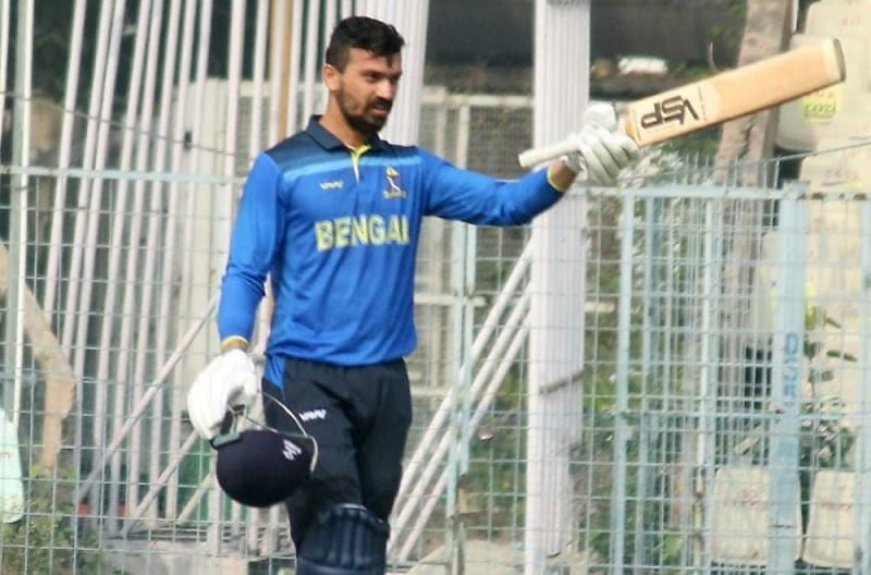 Vivek Singh scored the first hundred of the recent domestic season on Tuesday [Image Credits: CAB]