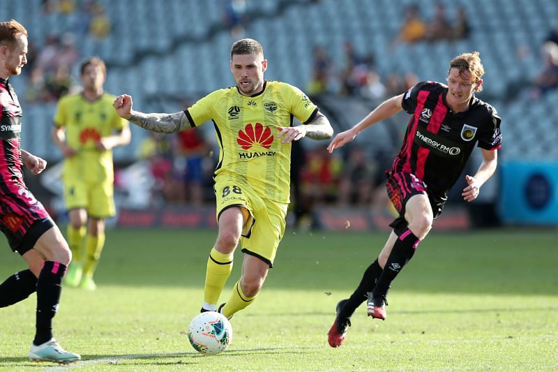 Central Coast Mariners take on Wellington Phoenix this weekend