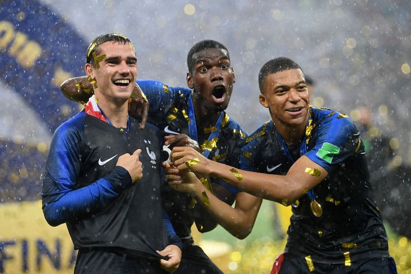 France enjoyed the best of Paul Pogba at the 2018 FIFA World Cup in Russia.