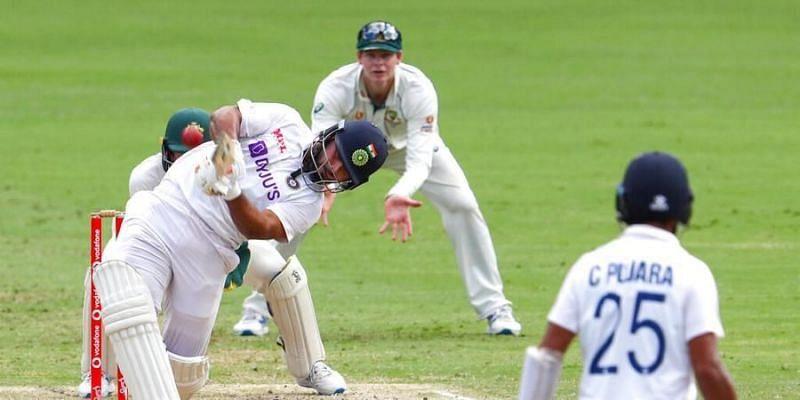 Rishabh Pant produced a breathtaking innings at the Gabba.