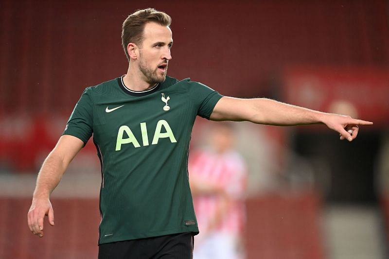 Harry Kane has been in fantastic form for Tottenham once again