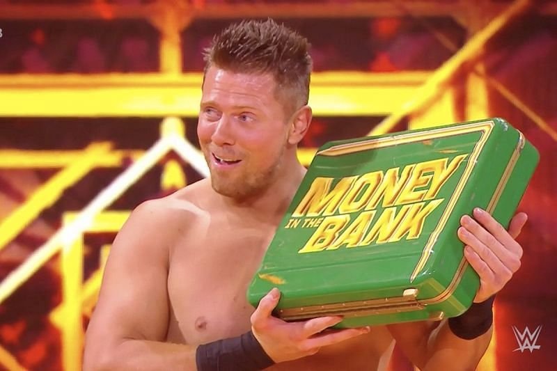 The Miz could potentially cash-in on an unexpecting Drew McIntyre
