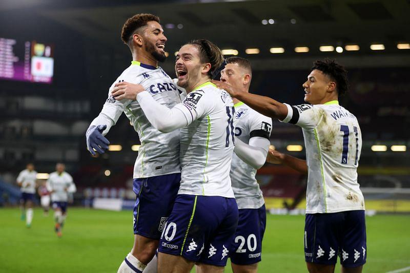 Aston Villa travel to Southampton on Saturday