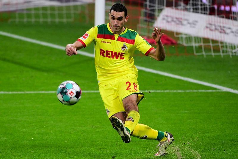 Shkiri scored a 90th-minute winner for Koln in the reverse fixture last season