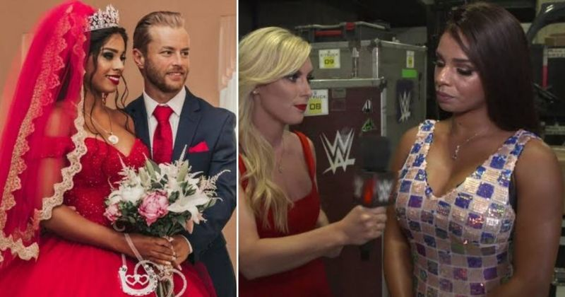 Renee Michelle shuts down reports that WWE ruined her wedding to Drake Maverick