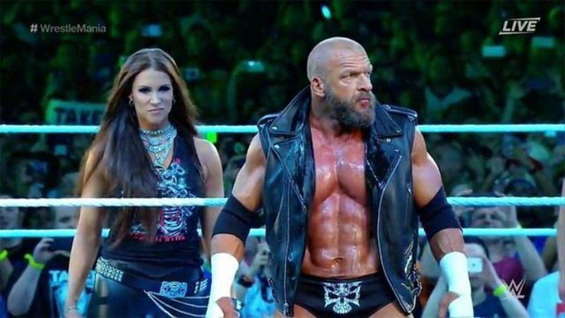 ट्रिपल एच अपने करियर के दौरान WWE के सबसे बड़े सुपरस्टार्स में से एक रहे हैं।