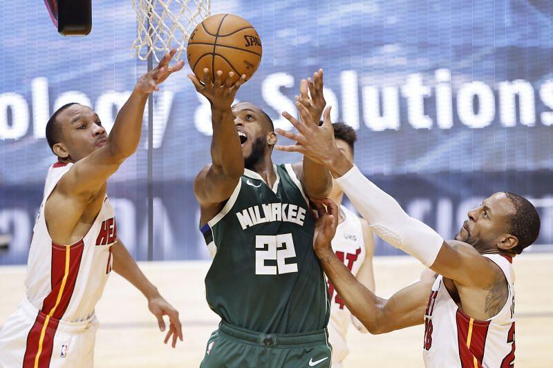 Milwaukee Bucks vs Miami Heat