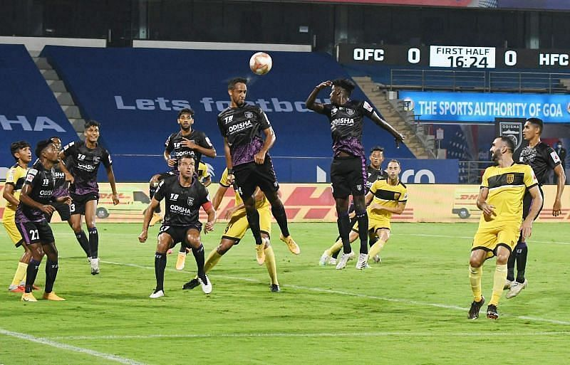 Odisha FC come into this clash after a draw with Chennaiyin FC (Courtesy - ISL)