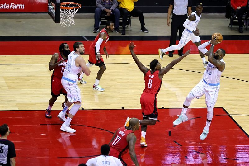 The Houston Rockets require a sharp change of fortune as they come up against the San Antonio Spurs
