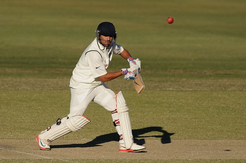 Karun Nair has scored a triple century for the Indian cricket team